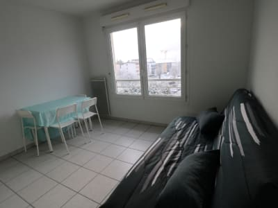 A LOUER Studio meublé 20.34 m2 - Bonneville