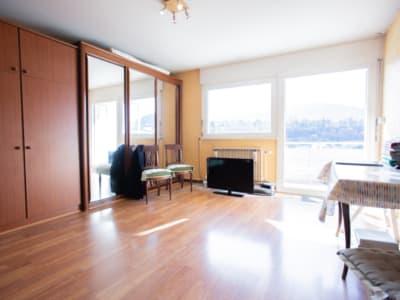 Vente T1bis de 33 m² + 4 M2 Balcon à Aix Les Bains