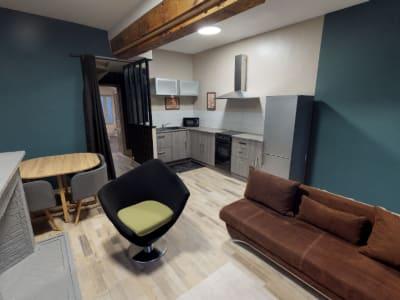 APPARTEMENT en colocation (3 chambres)