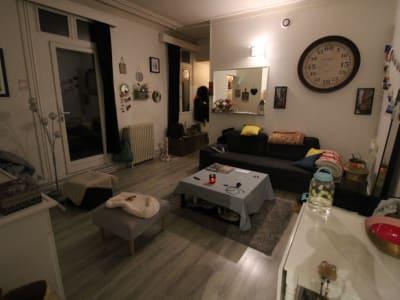Appartement Rouen Vieux Marché - 3 pièce(s) 60.16 m2
