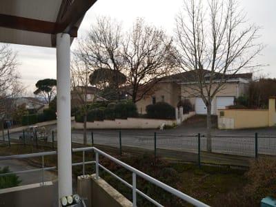 T2 meublé Saint-Jean avec parking & balcon