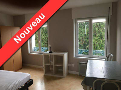 Appartement Saint-omer - 1 pièce(s) - 19.0 m2
