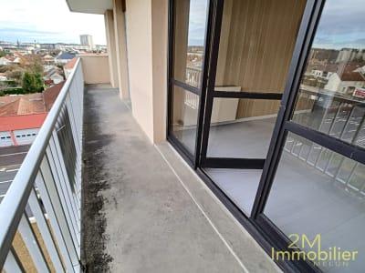 A louer - Appartement Melun 3 pièces 71.04 m2