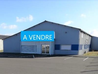 Bressuire - Bâtiment industriel de 1100 m²