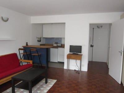 Appartement rénové Paris - 1 pièce(s) - 32.58 m2