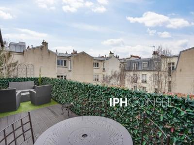 Appartement Terrasse NEUILLY SUR SEINE - 3 pièce(s) -