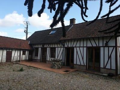 Maison située proche de Oisemont