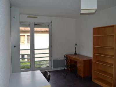 Studio meublé Pech-David portail