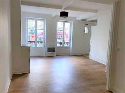 Appartement ancien Paris - 1 pièce(s) - 35.44 m2