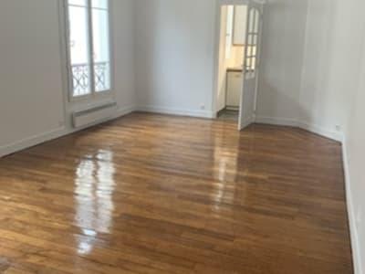 Appartement rénové Paris - 2 pièce(s) - 53.5 m2