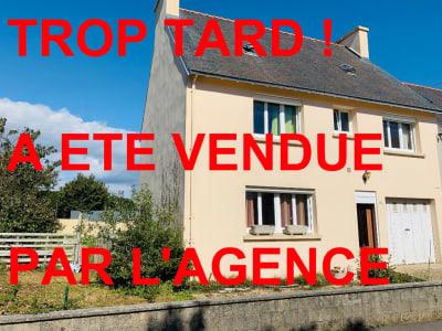 Maison Ploneour Lanvern 4 chambres