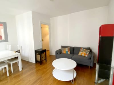LEVALLOIS-PERRET - 2 pièce(s) - 40.5 m² - en meublé