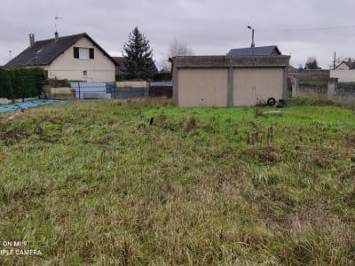 Terrain Saint Quentin 452 m²