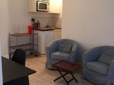 Appartement Paris - 1 pièce(s) - 25.68 m2