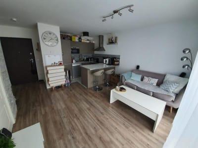 Villevaude - 2 pièce(s) - 34.83 m2 - Rez de chaussée