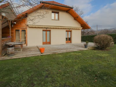 Maison Grésy Sur Aix - 165m2 Carrez - Calme et lumineux
