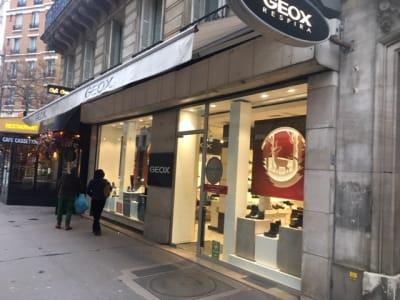 Boutique rue de Rennes 92 m²