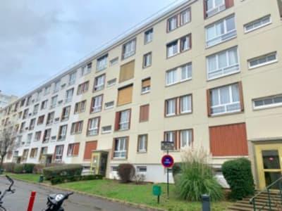 Appartement Vincennes 4 pièce(s) 62.2 m2