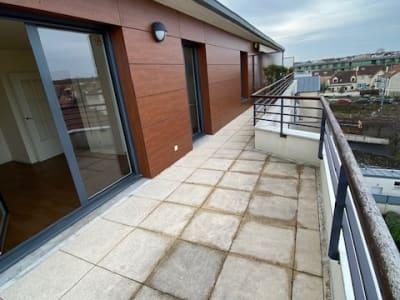 Appartement Maisons Laffitte 2 pièce(s) 44.90 m2 / TERRASSE / Lo