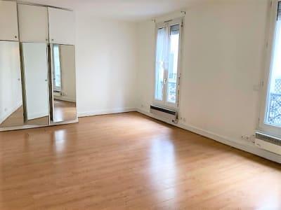 Appartement Paris - 1 pièce(s) - 28.16 m2