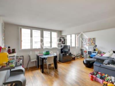 Paris 15 - 3 pièce(s) - 74 m2