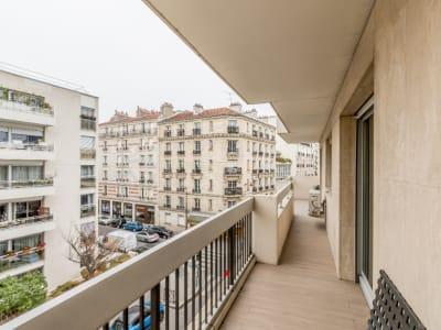 Appartement   4 pièces meublé avec balcon