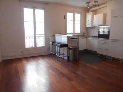 Appartement Paris - 2 pièce(s) - 50.53 m2