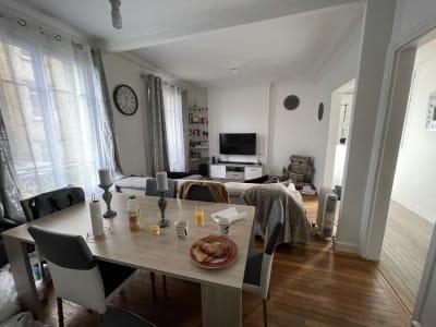 Villejuif - 3 pièce(s) - 49.47 m2 - 1er étage