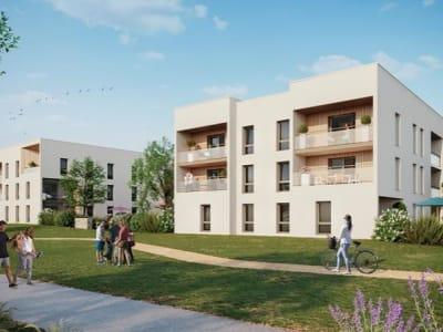 Giberville - 2 pièce(s) - 44.26 m2