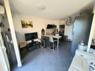 Appartement T1/2 RDJ secteur Chateau Gombert