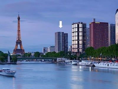 Paris - 3 pièce(s) - 71.48 m2