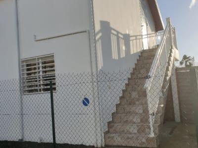 Haut de villa F2 avec jardin entrée indépendante