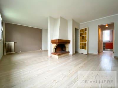 Nanterre - 4 pièce(s) - 61 m2 - Rez de chaussée