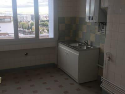 Lyon 7ème - 3 pièce(s) - 60 m2 Lyon 7ème