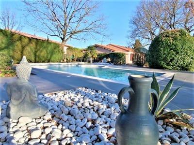 Villa Fontenilles 6 pièce(s) - 154m² + dépendances- 1998m²