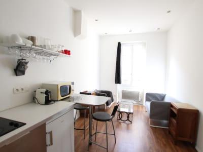 Villeurbanne - 1 pièce(s) - 20.26 m2