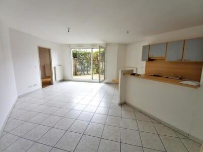 Appartement récent Lyon - 2 pièce(s) - 53.0 m2