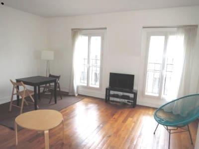 Appartement Paris - 2 pièce(s) - 38.77 m2