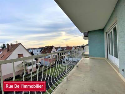 Haguenau - 3 pièce(s) - 65 m2