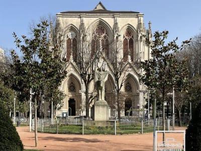 Lyon 6ème -  Entre la Place Puvis de Chavanne et le Rhône
