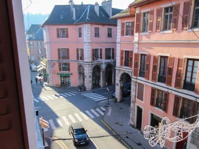 Appartement  4 pièce(s), 114 m2, centre ville Chambéry.