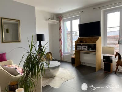 Appartement ancien ST GERMAIN EN LAYE - 3 pièce(s) - 64.03 m2