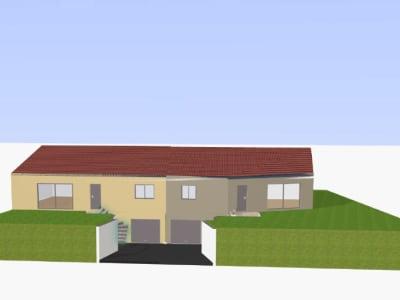Maison Murviel Les Beziers - 4 pièces - 88.5 m²