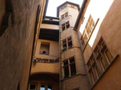 Appartement ancien Lyon - 1 pièce(s) - 29.1 m2