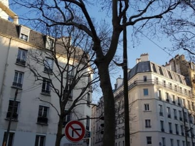 Paris 18 - 2 pièce(s) - 47 m2 - 2ème étage