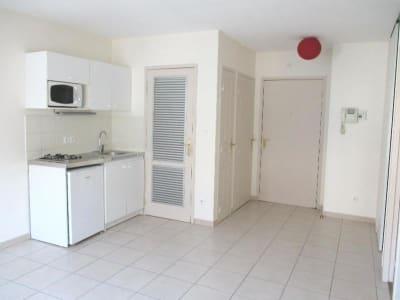 Appartement Grenoble - 1 pièce(s) - 34.3 m2
