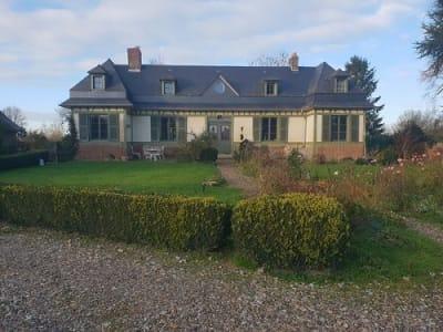 Maison située entre Aumale et Formerie
