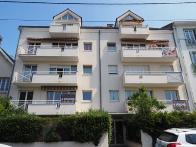 MELUN GARE - APPARTEMENT 2 PIECES DE 42 M² - VISITE 360° SUR 2M-