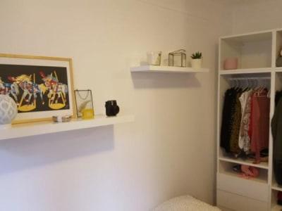 Appartement Paris - 1 pièce(s) - 21.4 m2