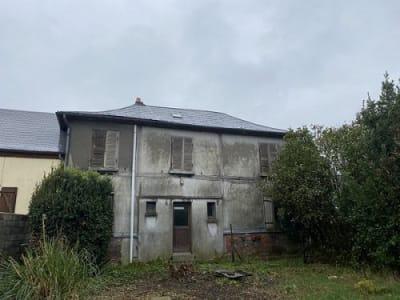 Maison située entre Aumale et Poix de Picardie
